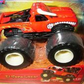 EL TORO LOCO MONSTER JAM HOT WHEELS 1/64 - car-collector.net