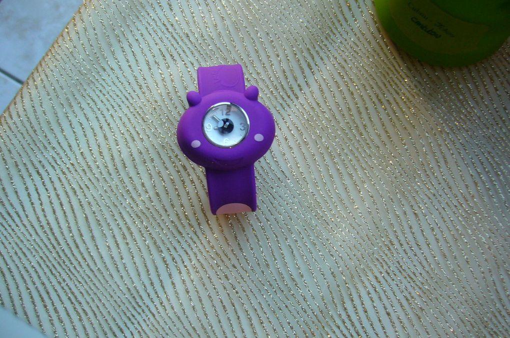 Les Caboux-Tchoux - Une marque ludique et protectrice - Notre montre Câlin