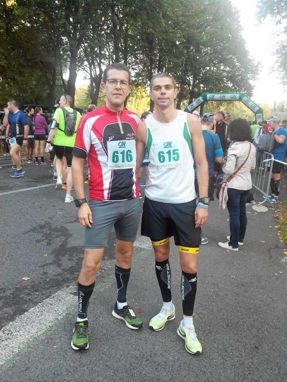 Marathon d'Amiens par Rénald - 2018-10-13