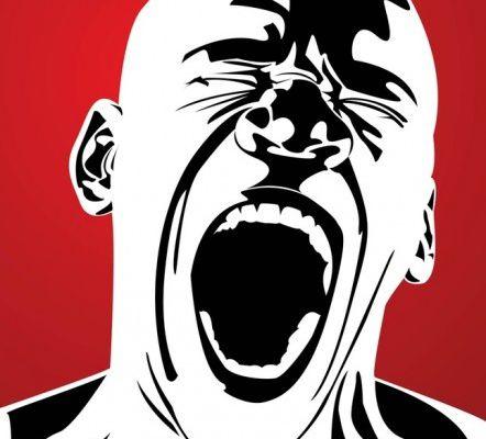 La colère ou le soufle de Satan