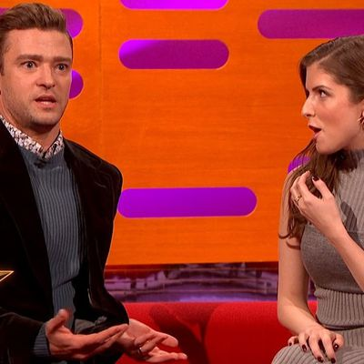 Vidéos: Justin Timberlake dans le Graham Norton Show