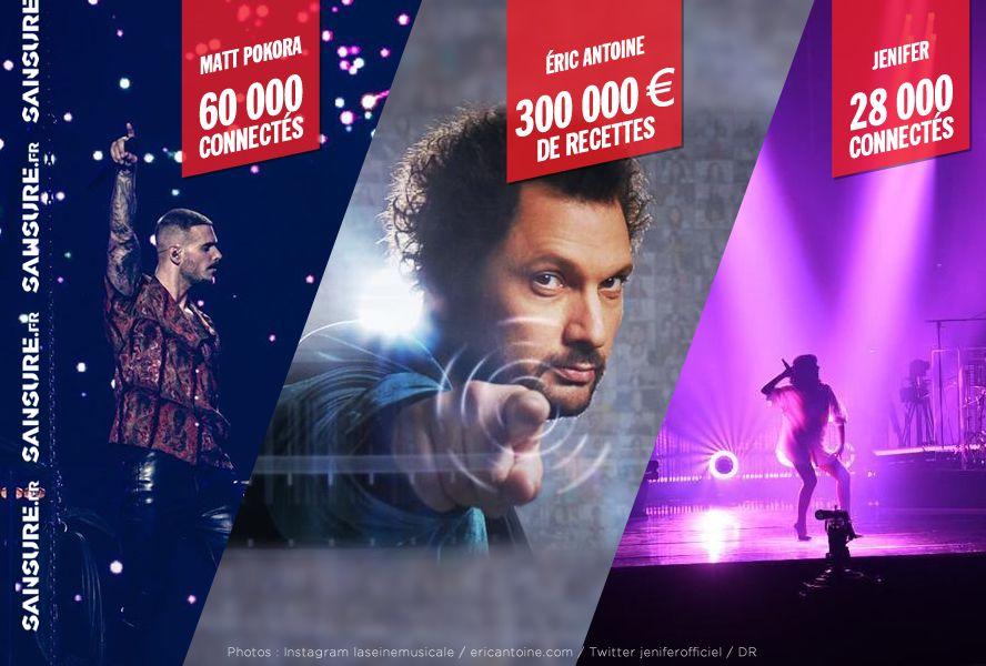 Le business des spectacles et concerts en ligne ! #show