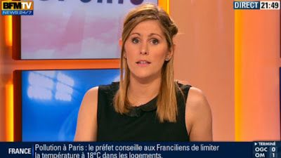 2013 03 31 - CAROLINE BAUER - BFM TV - WEEK-END 360 'SPORTS' @21H48