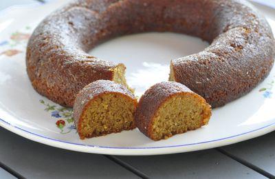 Ma version du cake marocain de Sophie Dudemaine