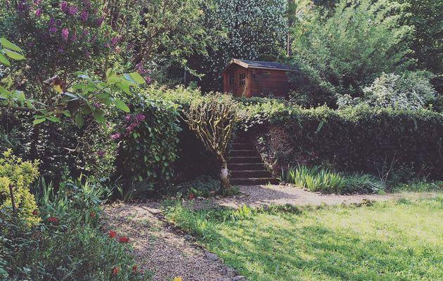 Pourquoi j'aime mon jardin ?