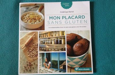 Terre vivante lance la collection Cuisiner sans gluten !