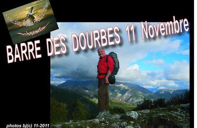 LA BARRE des DOURBES en AUTOMNE - Alpes de Haute Provence - La crête de tous les panoramas