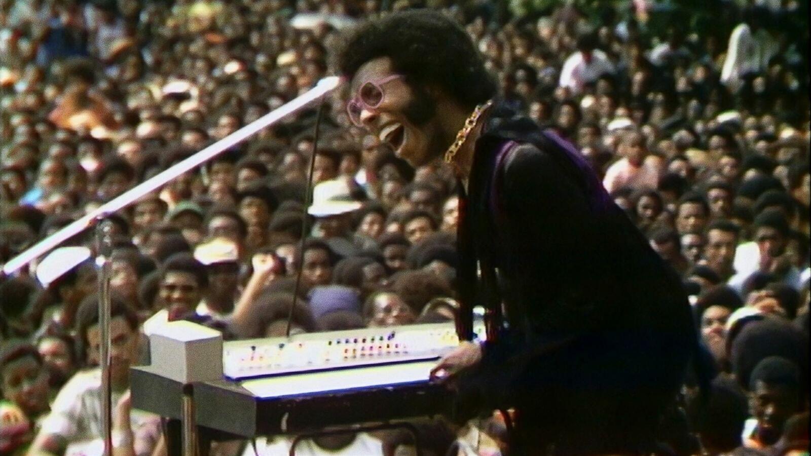 Summer of Soul (BANDE-ANNONCE) avec Stevie Wonder, B.B. King, Nina Simone