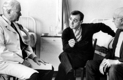 zelig Woody Allen, Mia Farrow