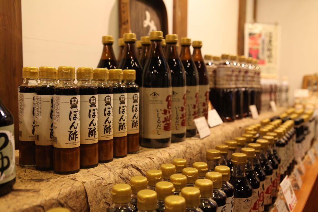 Miso, sauce soja, saké et gastronomie au menu des sommeliers hôtes du Kura Master
