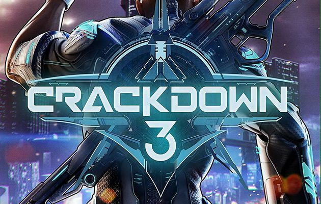 [TEST] CRACKDOWN 3 XBOX ONE X : du fun mais finalement que ça...