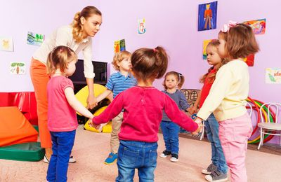 Is Your Child Ready For Daycare In Belfield? How To Tell