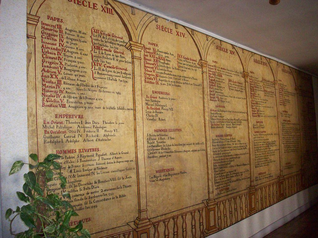 Arrivée des soeurs le 2o Septembre 1804