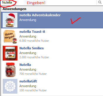#40 Nutella-Adventskalender