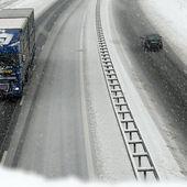 Vigilance orange neige et verglas : les poids lourds interdits dès 17 h sur l'A75, à partir de Lodève