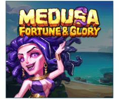 machine a sous Medusa fortune and Glory logiciel Yggdrasil
