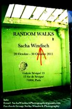 Culture : Random Walks (Marches Aléatoires) par Sacha Windisch