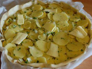 Un bon plat d'hiver - le pâté aux pommes de terre Auvergnat