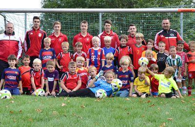 Soccerschool Wien meets Union SC Perchtoldsdorf