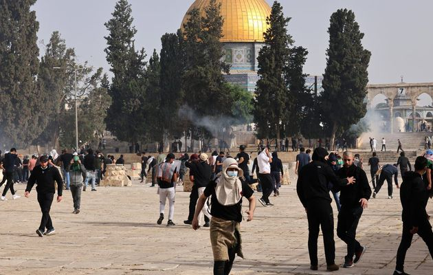 Jérusalem: miroir de la déchirure