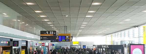 Toulouse-Blagnac Airport: passenger traffic increased by +6.7% IN MARCH
