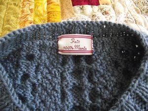 une semaine de tricot