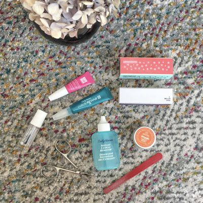 Ma routine soins ongles et cuticules