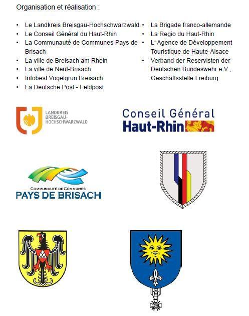Fête de l'amitié franco-allemande Neuf-Brisach et Breisach
