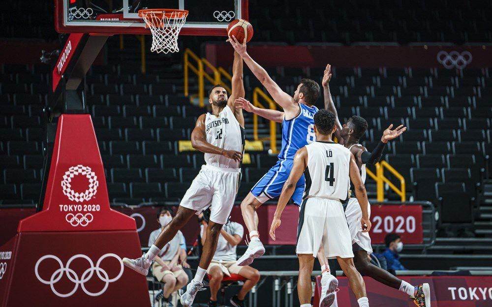 Jeux Olympiques : l'Italie vient à bout de l'Allemagne au terme d'une belle opposition