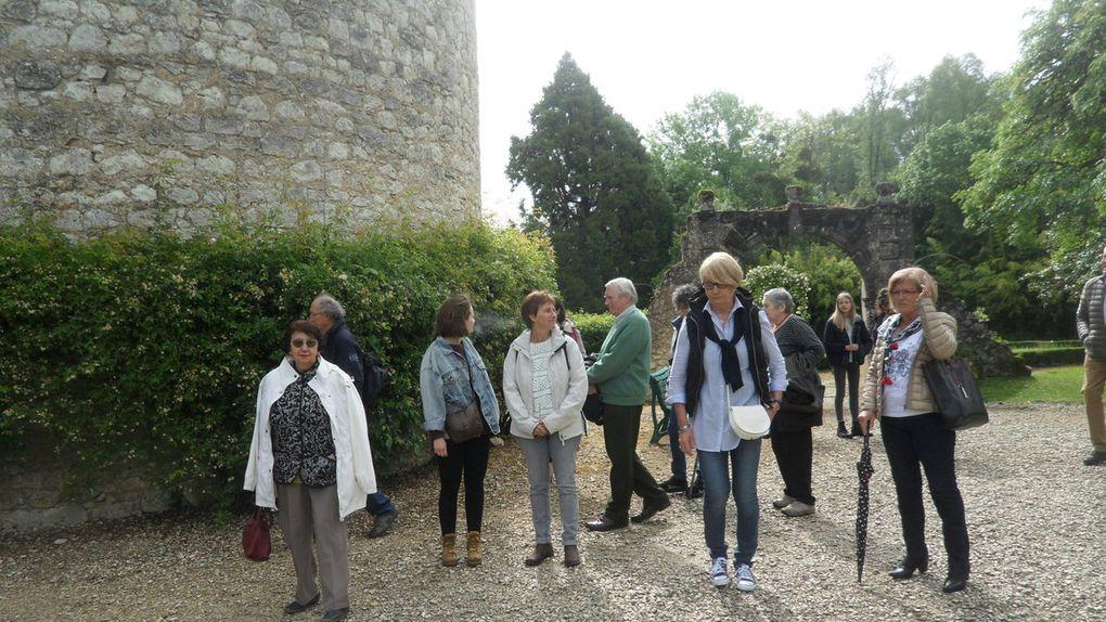 Rencontre du 13 mai 2017 à Saint-Michel de Montaigne