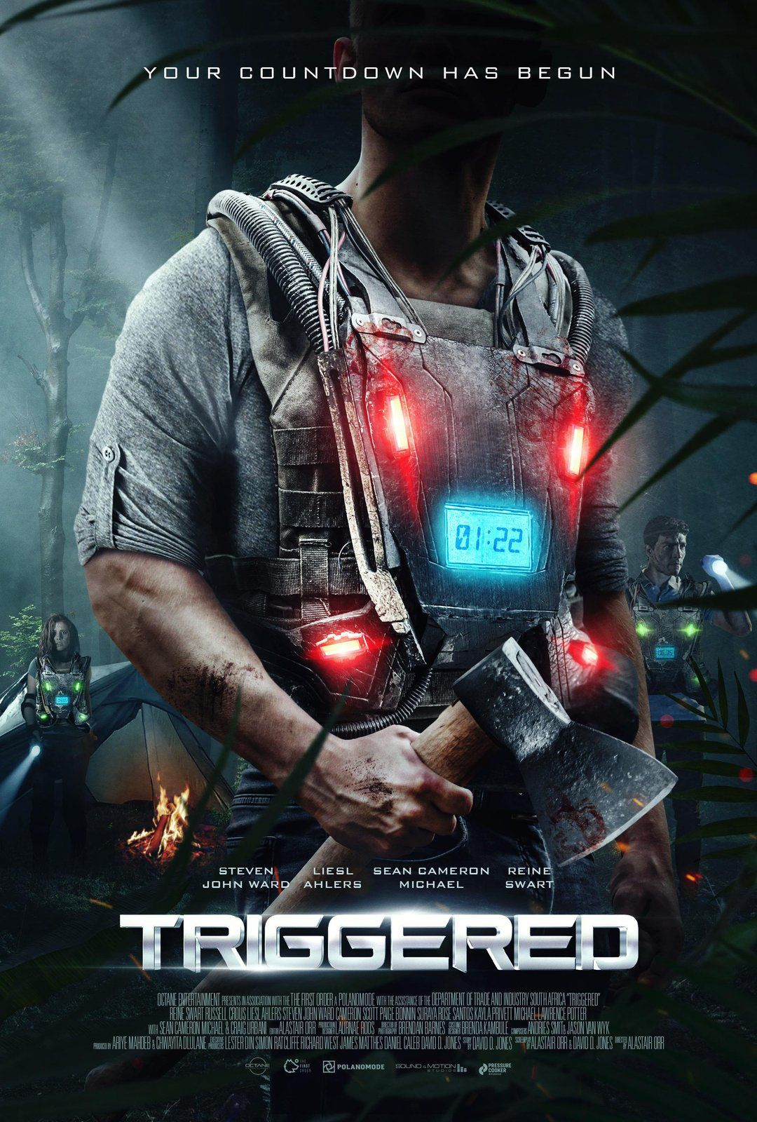 Critique Ciné : Triggered (2020)
