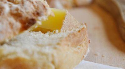 Petits pains sans pétrissage