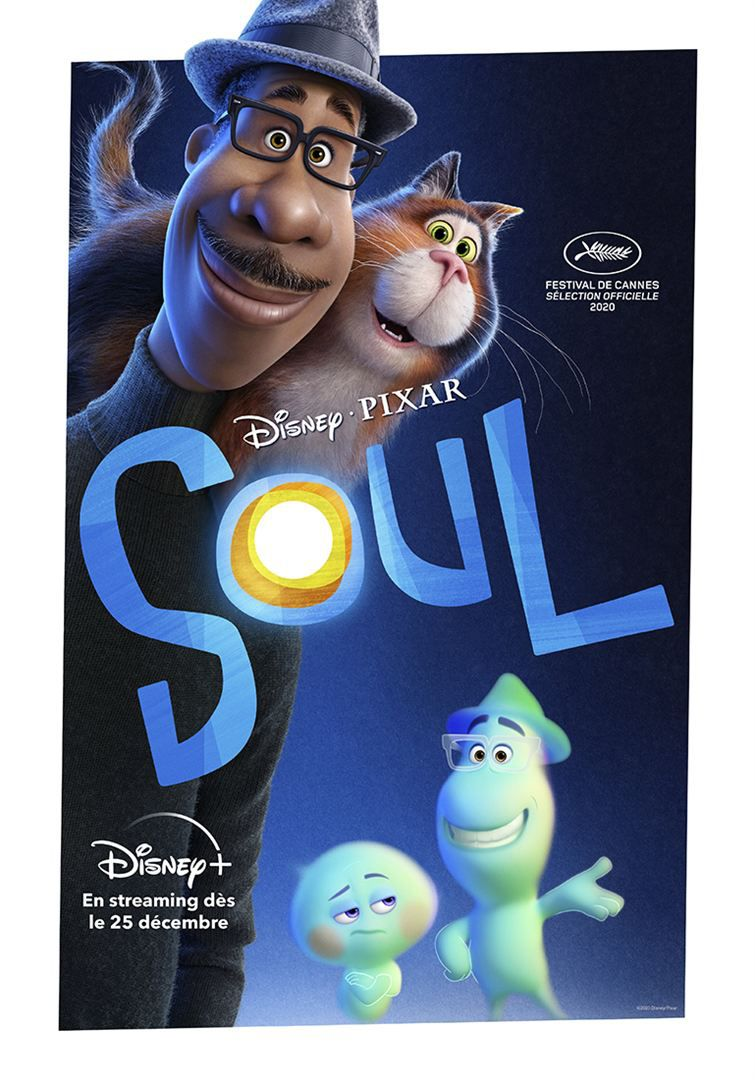 Critique Ciné : Soul (2020, Disney+)