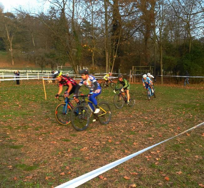 Photos Cyclo-cross de la Bachasse 2016