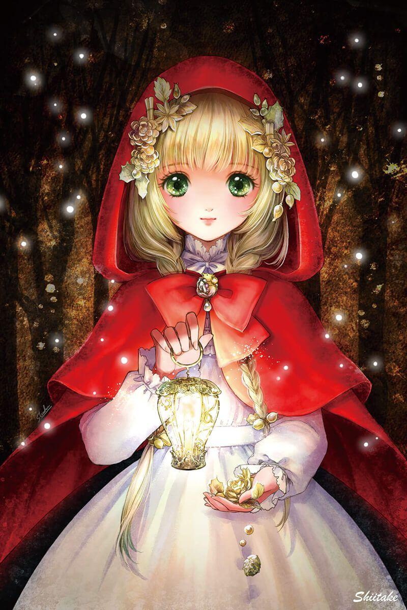 Illustration de Shiitake