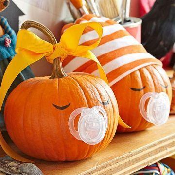 Halloween : Comment décorer une citrouille ?