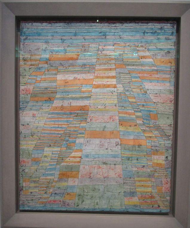 Paul Klee, rétrospective au Centre Pompidou