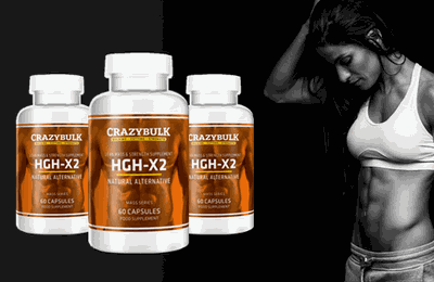 HGH X2 Review, Does Crazy Bulk Somatropin Supplements Work for Weight Loss?