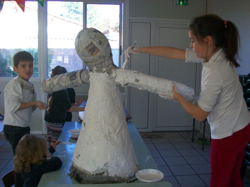 Atelier inter-classes : suite...