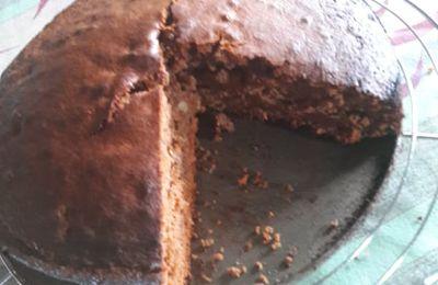 Gâteau au miel (Hanouka) :