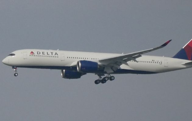 A350 DELTA AIRLINES