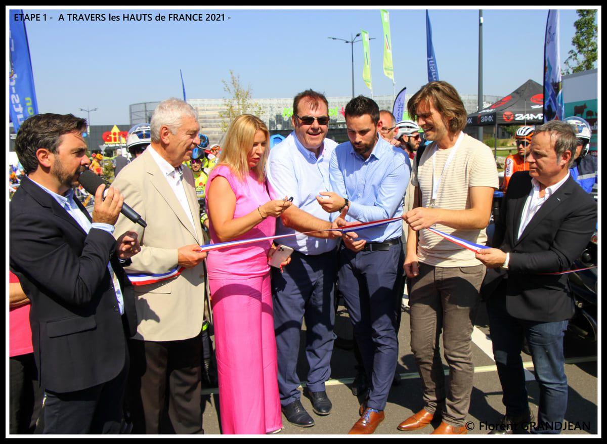 2021 09 04 1ère Etape Promenade d'Artois DUISANS / LAGNICOURT-MARCEL