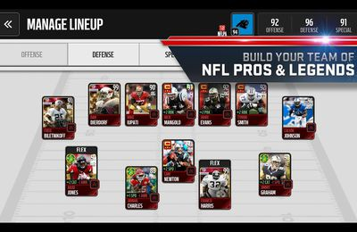 Madden NFL Mobile Android Game