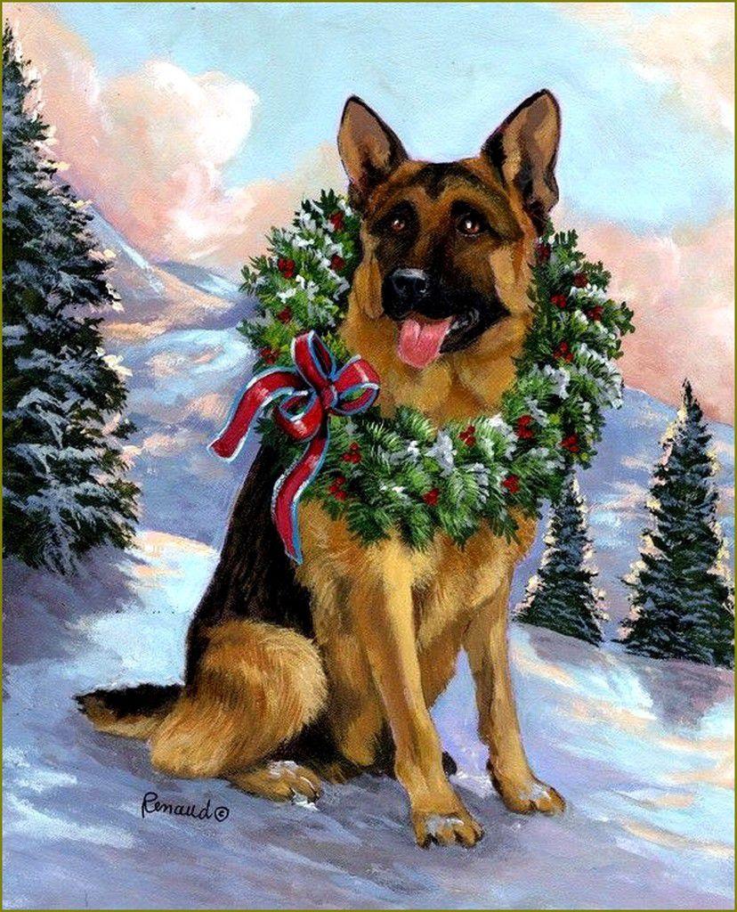 Les chiens en peinture et illustrations -  Suzanne  Renaud
