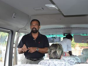 Vol vers le SRI-LANKA