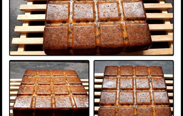 Gâteau moelleux au yaourt et pépites de chocolat