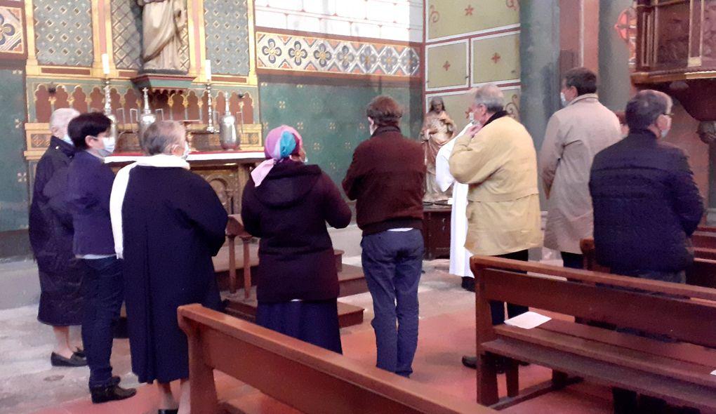 la Messe Chrismale à la cathédrale, Le 29 mars    (2)