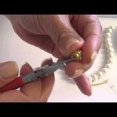 How to Attach a Magnet Clasp