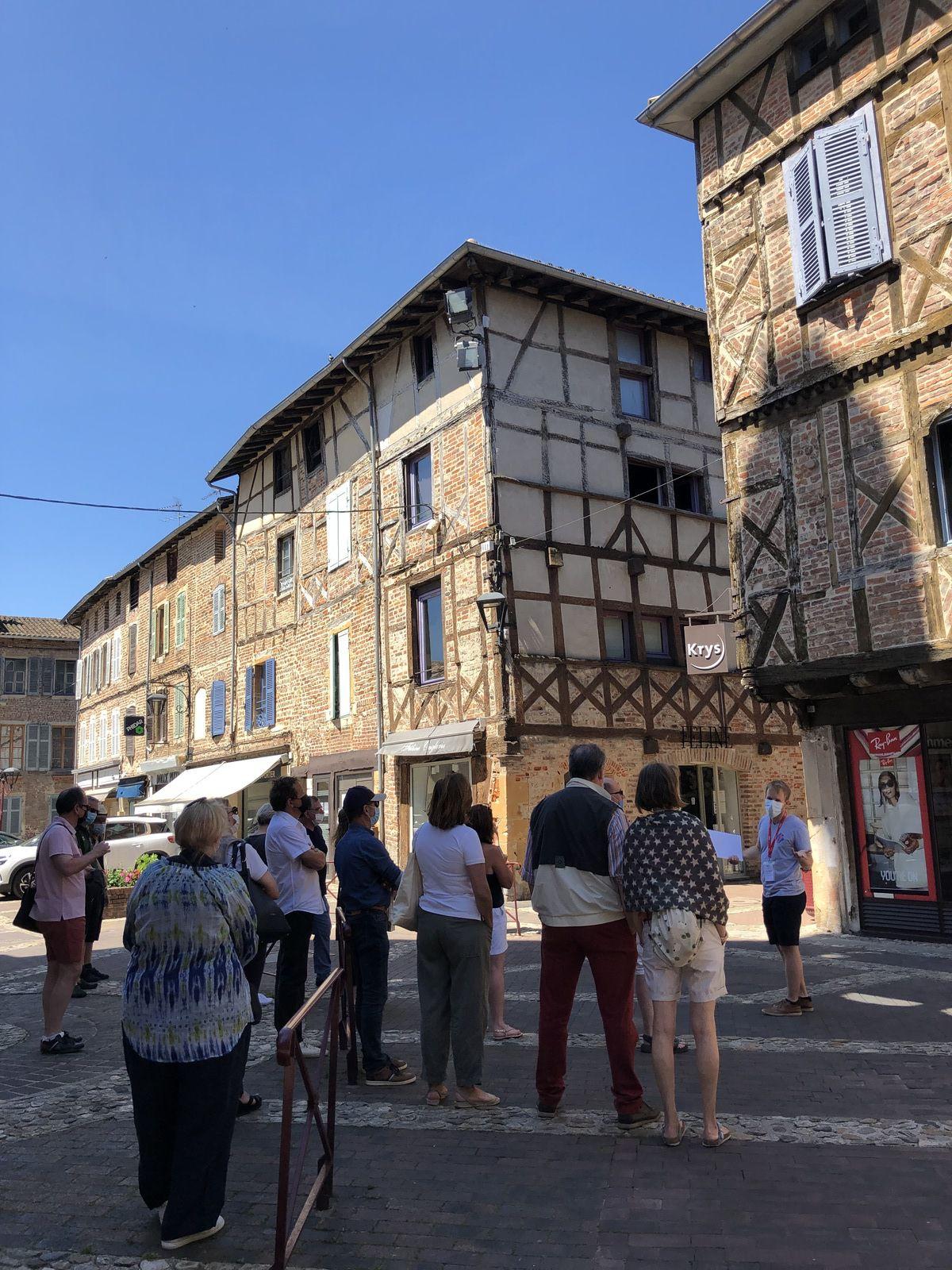 Rallye d'été entre Dombes et Beaujolais