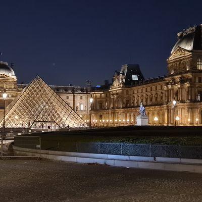 Enchérissez pour le Louvre / Bid for the Louvre